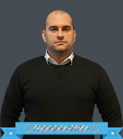 David Radović - Vlasnik i menadžer prodaje - Tehnonautika