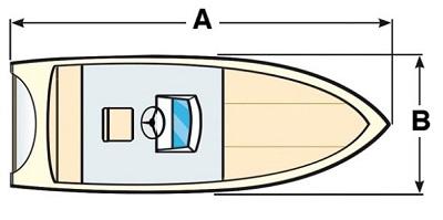 Cerada za čamce - Tehnonautika Zemun