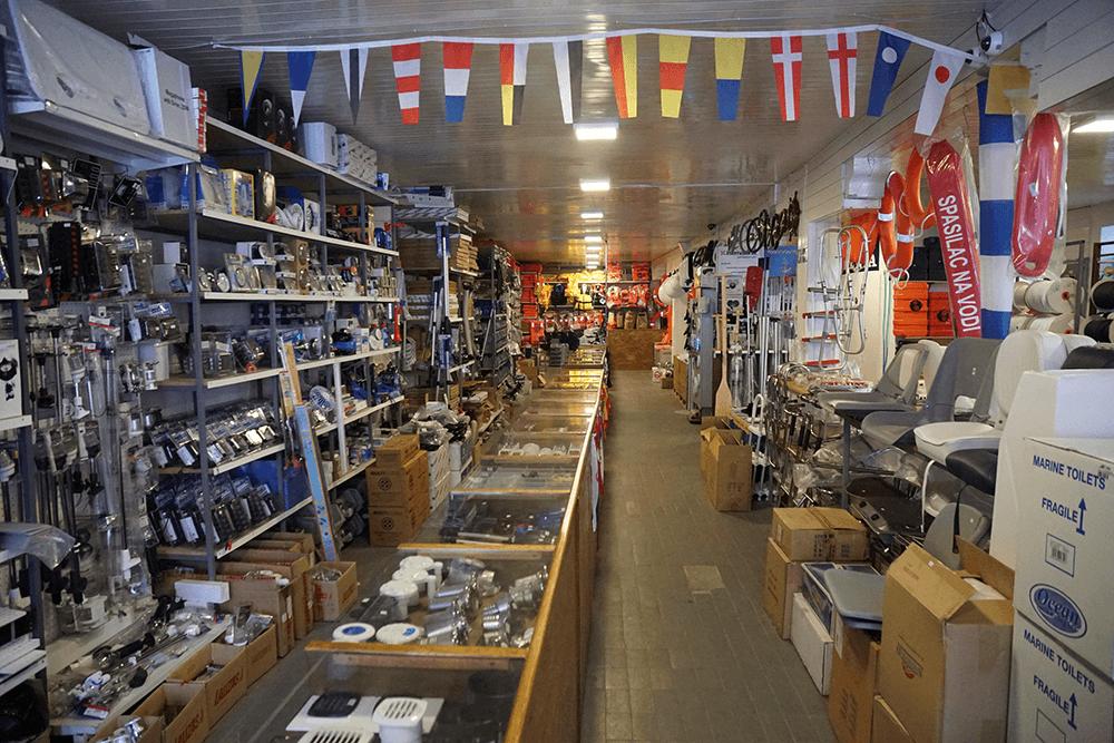 prodaja nautičke opreme