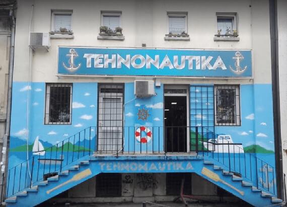 O nama - Tehnonautika - Prodaja nautičke opreme