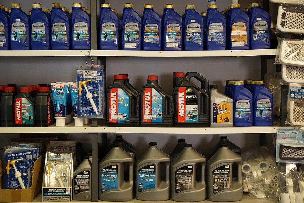 ulje za vanbrodske motore tehnonautika 1
