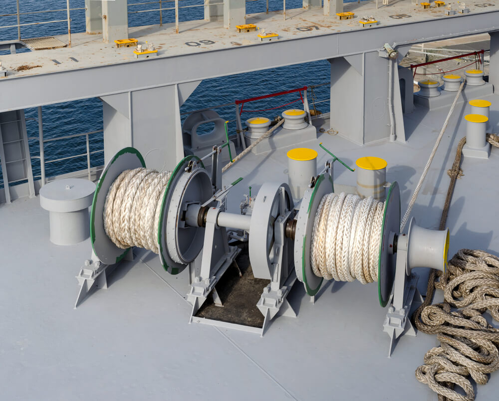 vinč za brod Tehnonautika 1