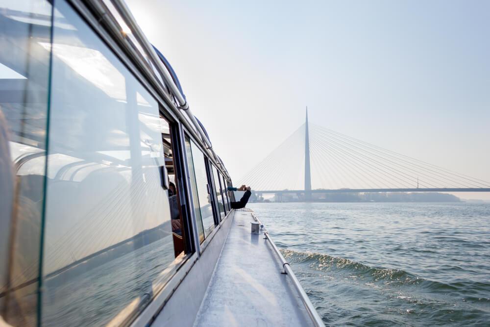 trasa Beograd Crno more Dunavom Tehnonautika 1