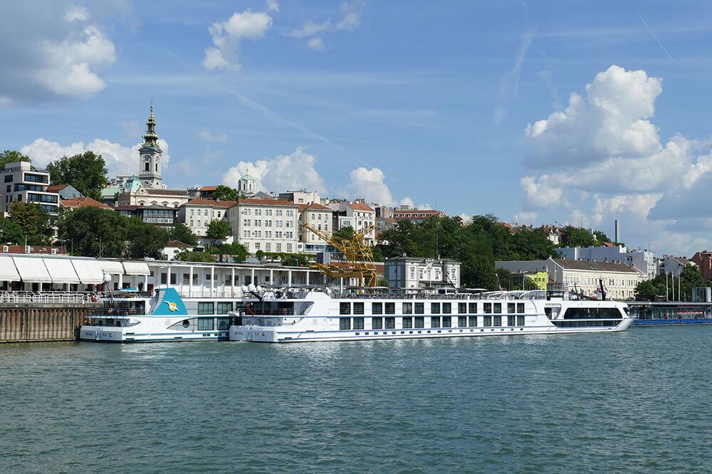 trasa Beograd Crno more Dunavom Tehnonautika 2
