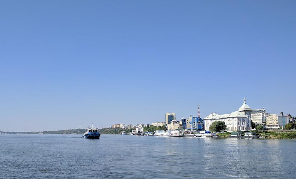 trasa Beograd Crno more Dunavom Tehnonautika 4