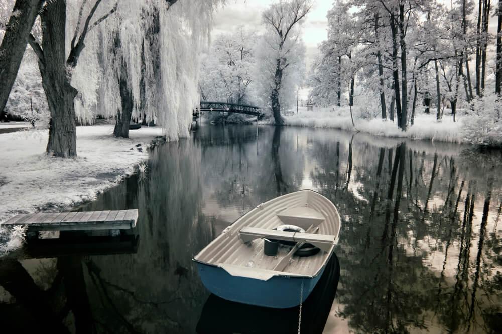 Spremanje čamaca za zimu - Izaberite najbolje