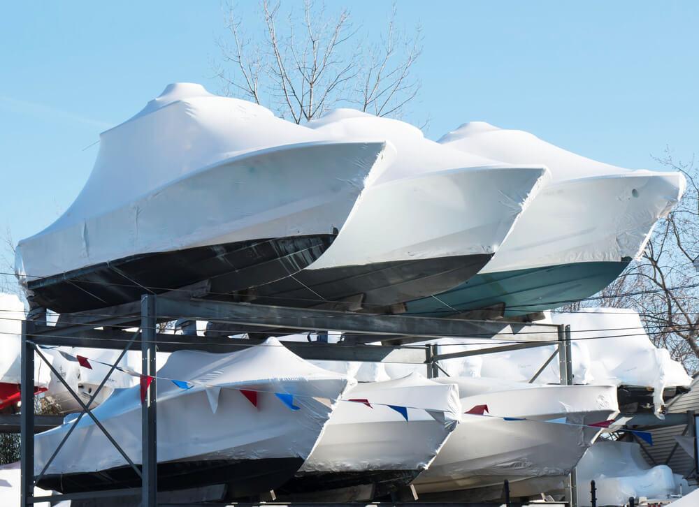 Zašto je važno spremanje čamaca za zimu