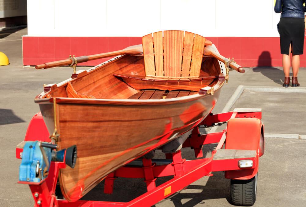 oprema za izvlačenje čamaca Tehnonautika 3