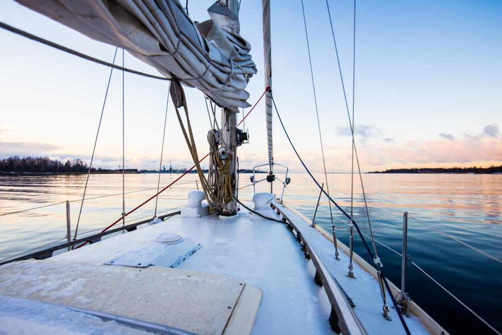 plovidba tokom zime Tehnonautika 1