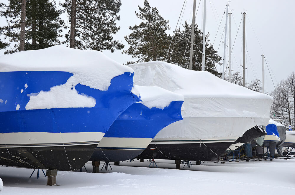 Zaštita plovila tokom zime