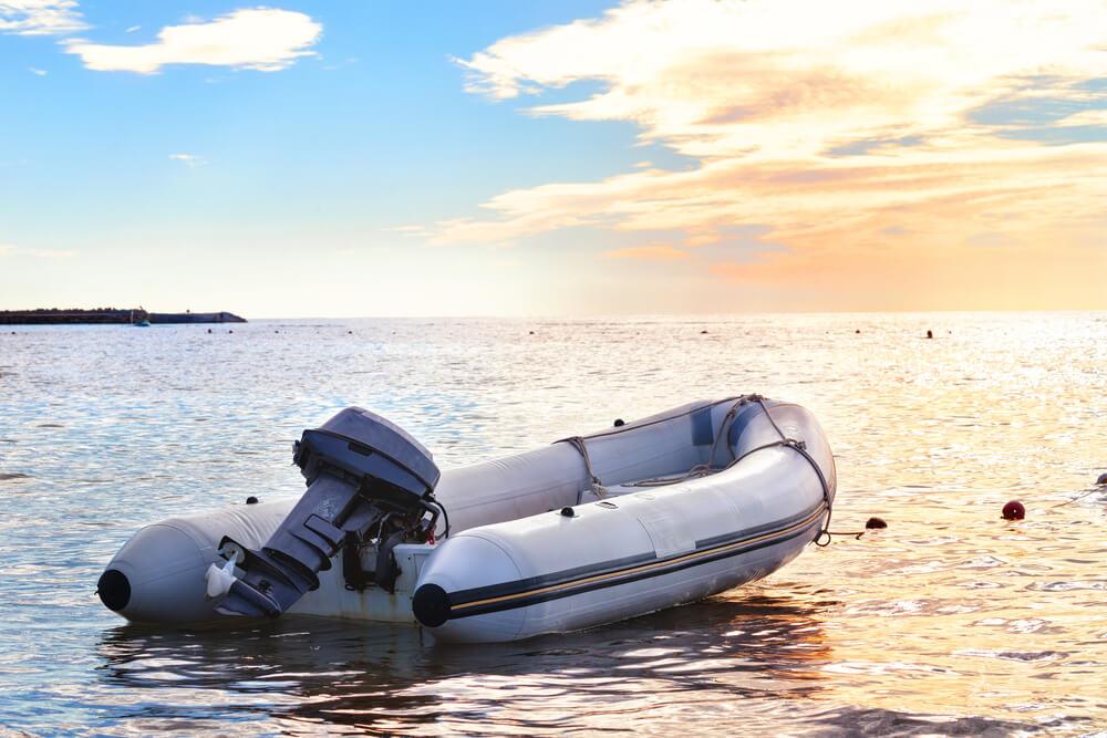 gumeni čamci Tehnonautika 1