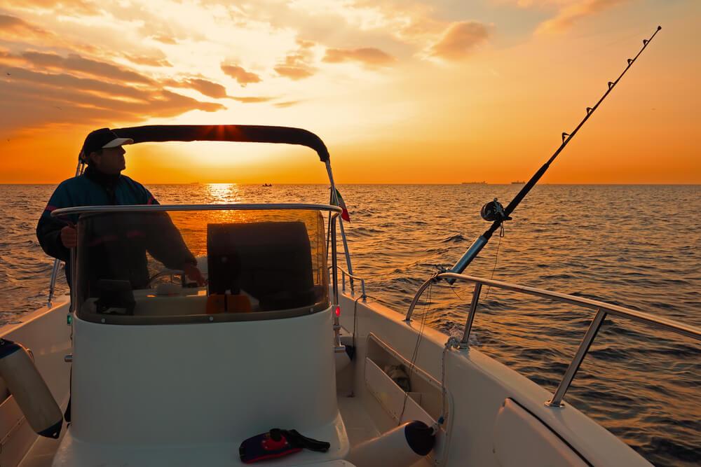 čamac za pecanje Tehnonautika 1