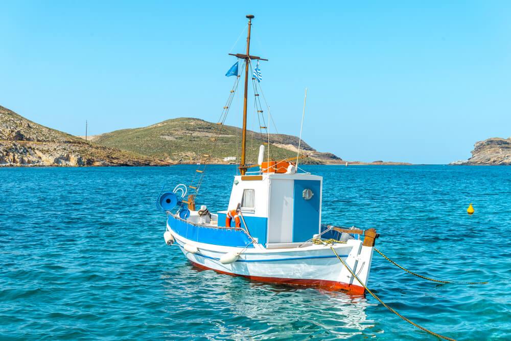 čamac za pecanje Tehnonautika 3