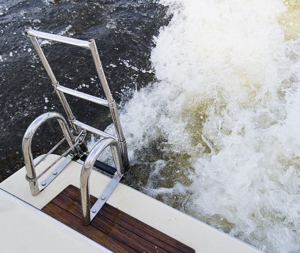 merdevine za plovila Tehnonautika 3