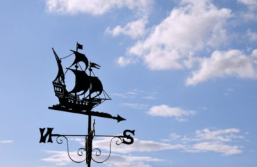 Vetrokaz za brod