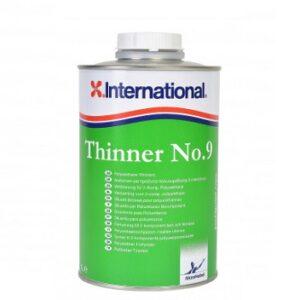 International thinner No 9 - Tehnonautika Zemun