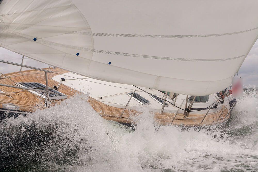 plovidba tokom oluje Tehnonautika 1