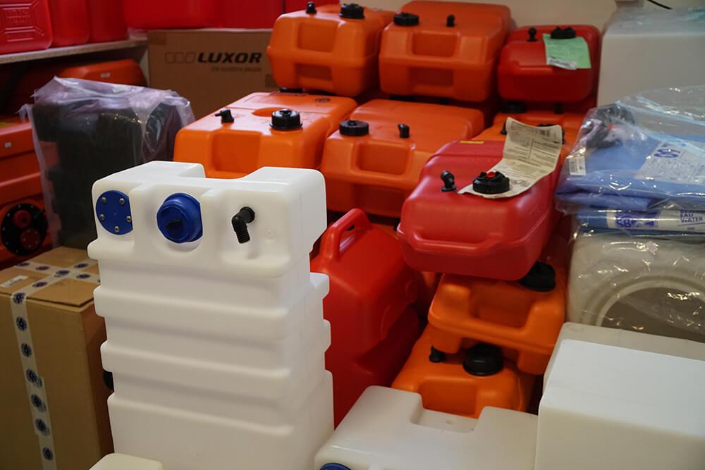 rezervoari za vodu za čamce Tehnonautika 3