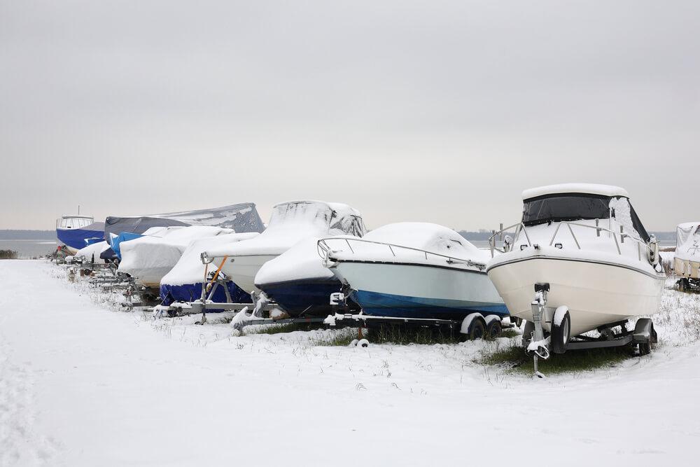 održavanje plovila tokom zime Tehnonautika 1