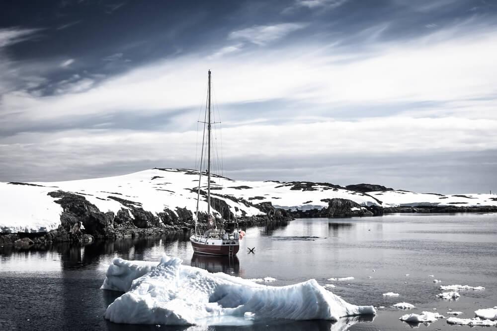 plovidba po hladnom vremenu Tehnonautika 3