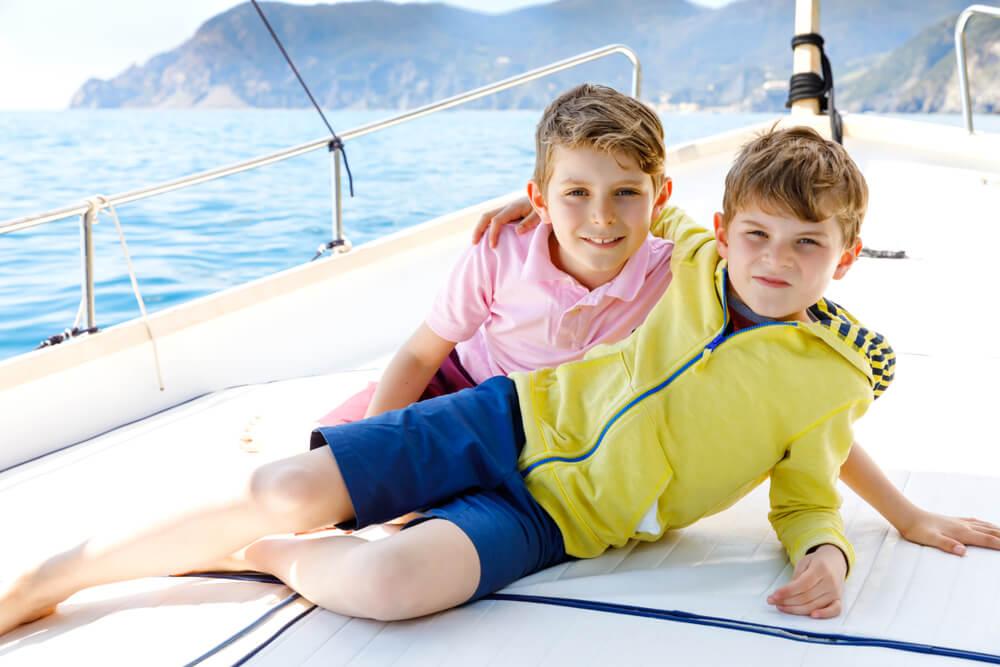 plovidba sa decom Tehnonautika 3
