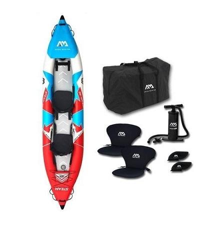Aqua Marina Kayak Steam 412 Proffesional 2P- Tehnonautika Zemun